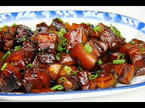 Simple Braised Pork Belly | ChrisDeLaRosa.com