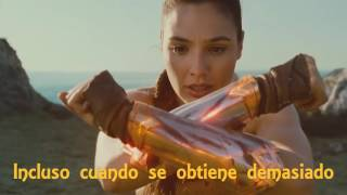 "Wonder Woman- Sia ""To be Human"" Sub Español [AMV]"