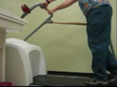 Different walks on the Treadmill