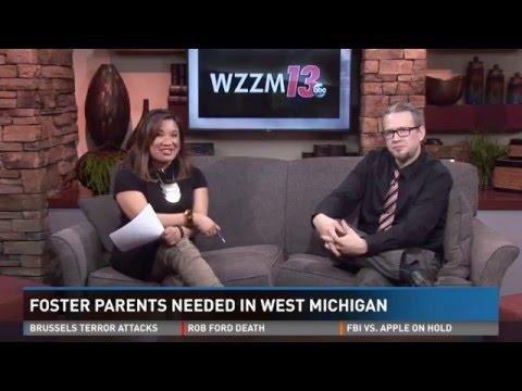 Foster Parents Needed in West Michigan
