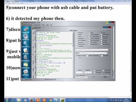 Install the software of any android mobile