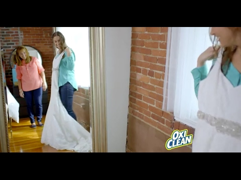 Dear OxiClean: You Saved My Wedding Dress