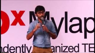 Build influence for a cause | RJ Balaji | TEDxMylapore
