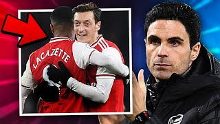 5 Players Arsenal Need To SELL This Summer