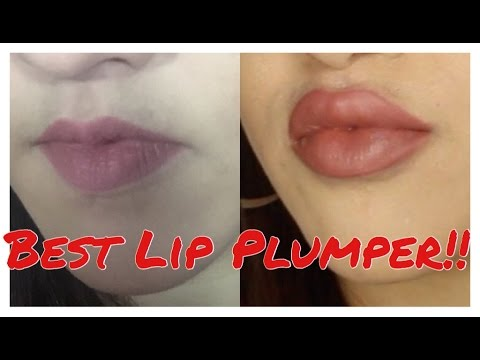 Best Lip Plumper | CandyLipz Review and Demo