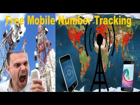 Track a cell phone location / Free Mobile Number Tracking /Track Name/Address/Mobile Number / Email