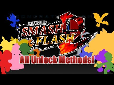 SSF2 BETA ALL UNLOCK METHODS!