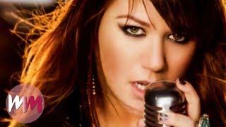 Top 10 Greatest Kelly Clarkson Music Videos