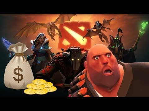 How Valve can finance competitive TF2 - Dota 2 style