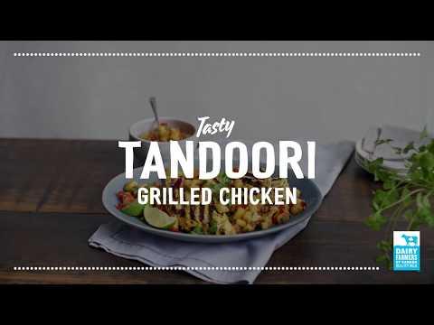 Tasty Tandoori Grilled Chicken with a Twist   2018 Milk Calendar