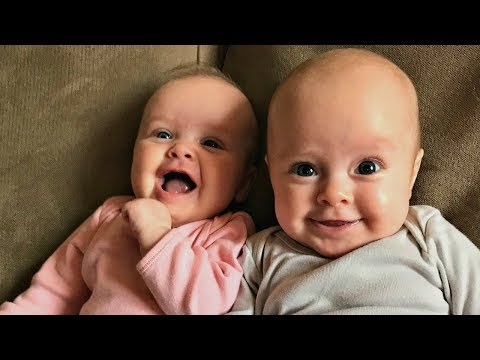 TWINS 3 MONTH UPDATE!