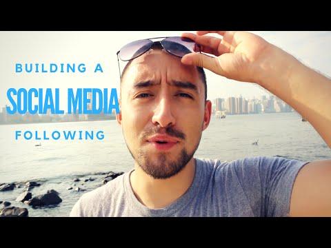 How to Build a Social Media Following Before Kickstarter