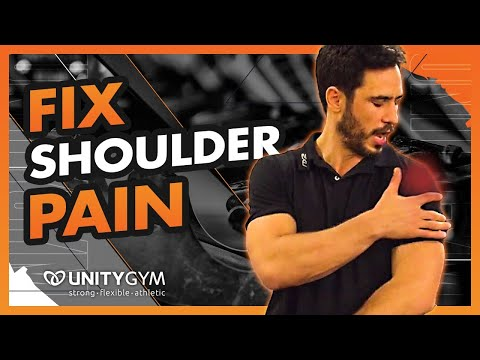 Shoulder Rehab Program | Active Impingement 1.0 | Fix Pain & Injury Permanently