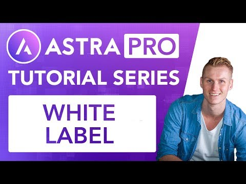 Astra Pro Series | White Labeling