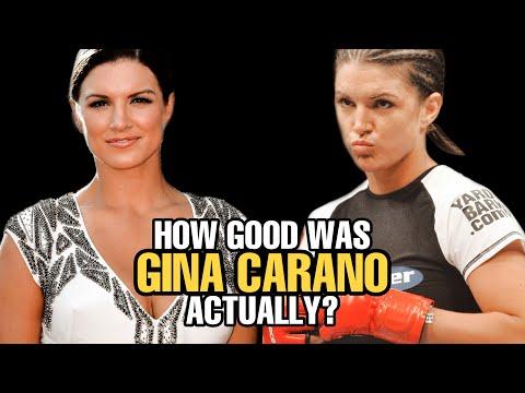 How GOOD was Gina Carano Actually?
