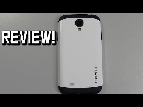 Spigen Slim Armor Case - Samsung Galaxy S4