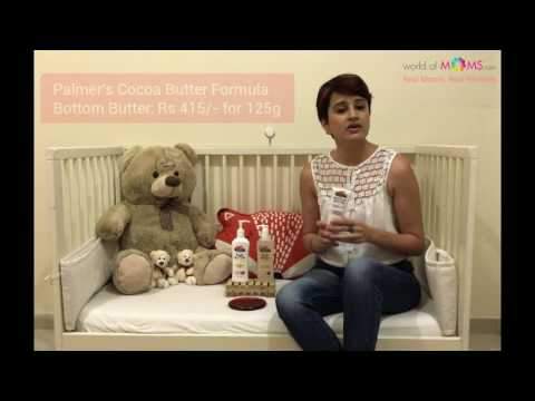 Shubreet's Review: Palmer's Cocoa Butter Formula Baby Care