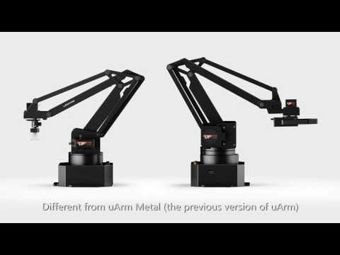 A programmable robotic arm