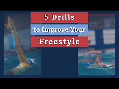5 Drills Guaranteed to Improve Your Front Crawl