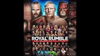 """WWE Royal Rumble 2018 Official Theme Song """"King Is Born"""""""