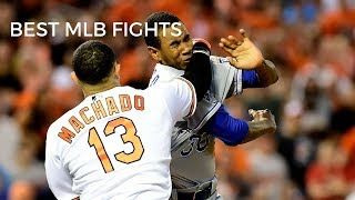 BEST MLB FIGHTS!  ᴴᴰ
