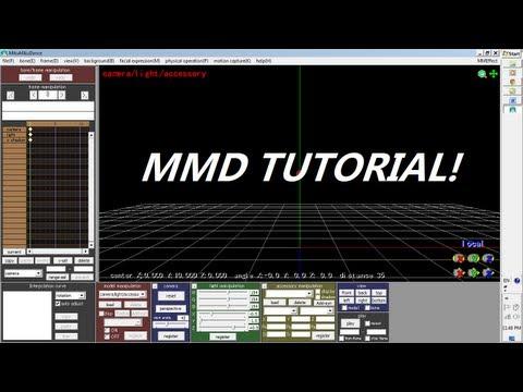 MMD Tutorial: How to Make WAV Files