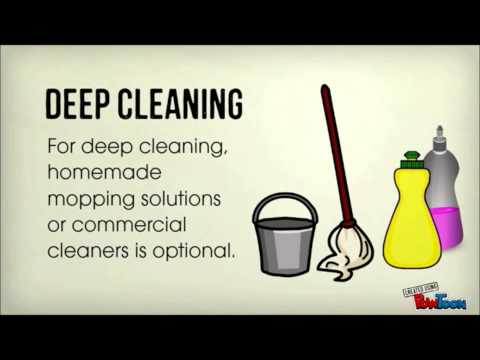 Vinyl Floor Cleaning Guide Glendale 818 239 3086