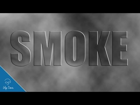 How to Create Realistic Smoke in PHOTOSHOP #85