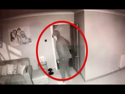 When A Vacationing Couple Checked Their Home CCTV App, They Saw A Scene That Left Them Horrified