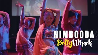 NIMBOODA NIMBOODA | #Bollywhack | Muse Artistry Intensive Week 2 @KumariSuraj @Bhansali_prod
