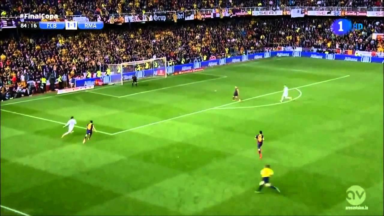 Bale gól, kommentátor: Palik László