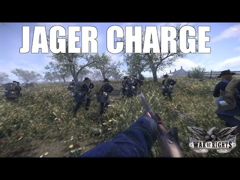 Jäger Charge - War of Rights