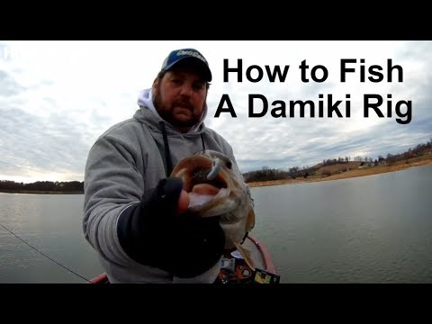 How To Fish The Damiki Rig - Everything You Need To Know