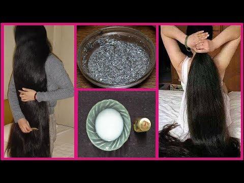 1 बार बालो में ये लगा लो फिर देखो आपको 7 दिन में बाल कटवाने पड़ेगे ! How to long Hair Faster At Home