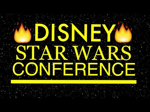 Disney StarWars Conference: Bad Ideas -InsaneProductions