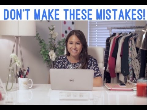 Mistakes Students Make When Applying for Internships!