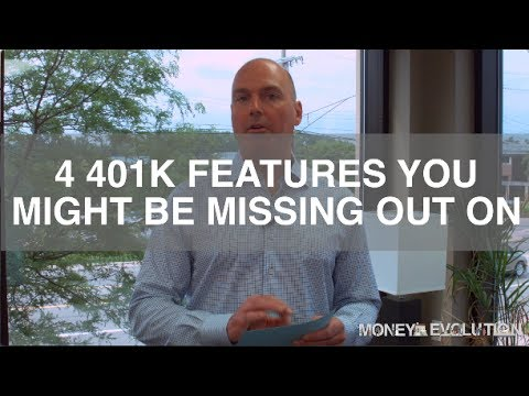 4 401k Features You Might Be Missing Out On