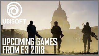 New Upcoming Games From E3 2018 | Ubisoft [NA]