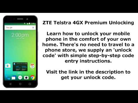 Network Unlock Code For Cricket Zte