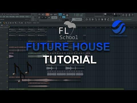 HOW TO MAKE: Future Bounce - FL Studio tutorial + FLP!