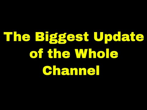 Update on The Whole Channel
