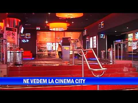 NE VEDEM LA CINEMA CITY