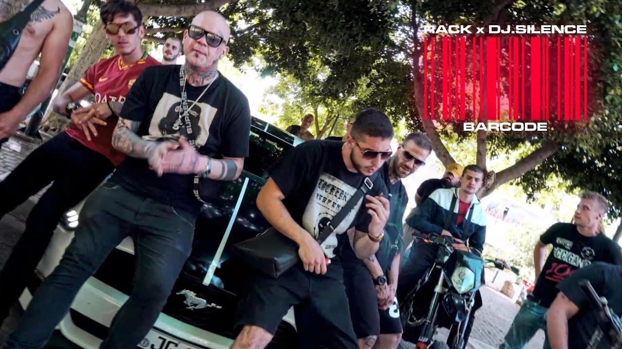 Barcode - Rack, DJ.Silence