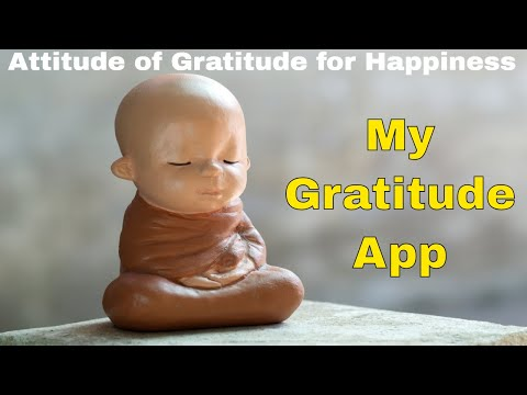 My Gratitude Journal app Review