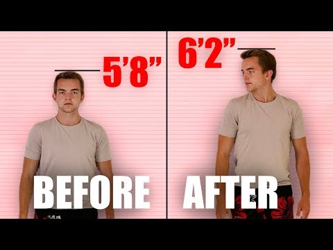 You CAN Actually Grow Taller ! (New Scientific Method)