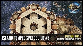 Speedbuild - Part 4: Main tower (Cliff Platform Castle)