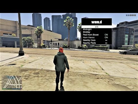 GTA V Online PC 1.43 Mod Menu *NEW Stealth Money Hack* Safe Menu 1.0 / New Update 'Undetected'