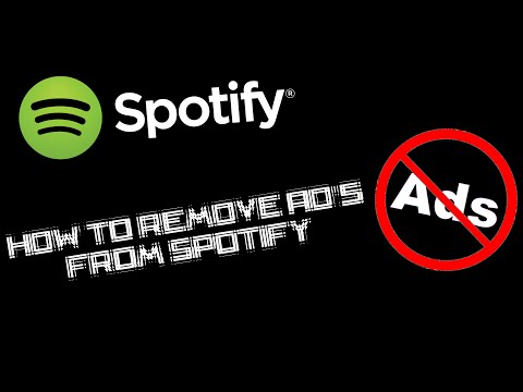 How To Get Rid / Block Ads In Spotify FREE - Works 2014