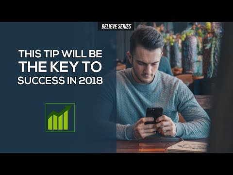 THE BEST INVESTMENT IDEA FOR SUCCESS IN 2018