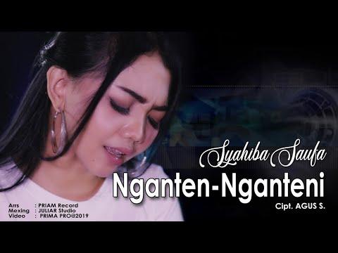 Syahiba Saufa Nganten Nganteni